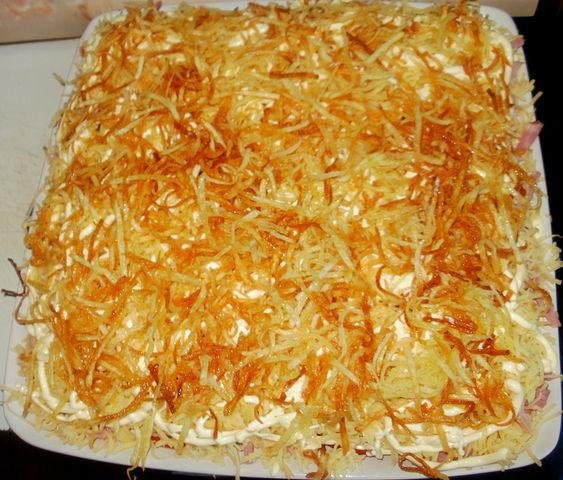 Рецепты арабских салатов с